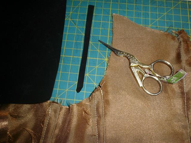 comment coudre un corset